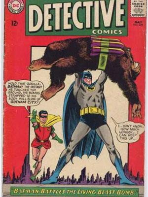 batman-gorille